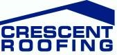 Crescent roofing logo