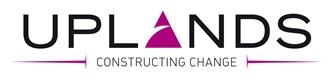 Uplands Constructing Change logo